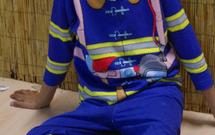 Brandweer pyjama