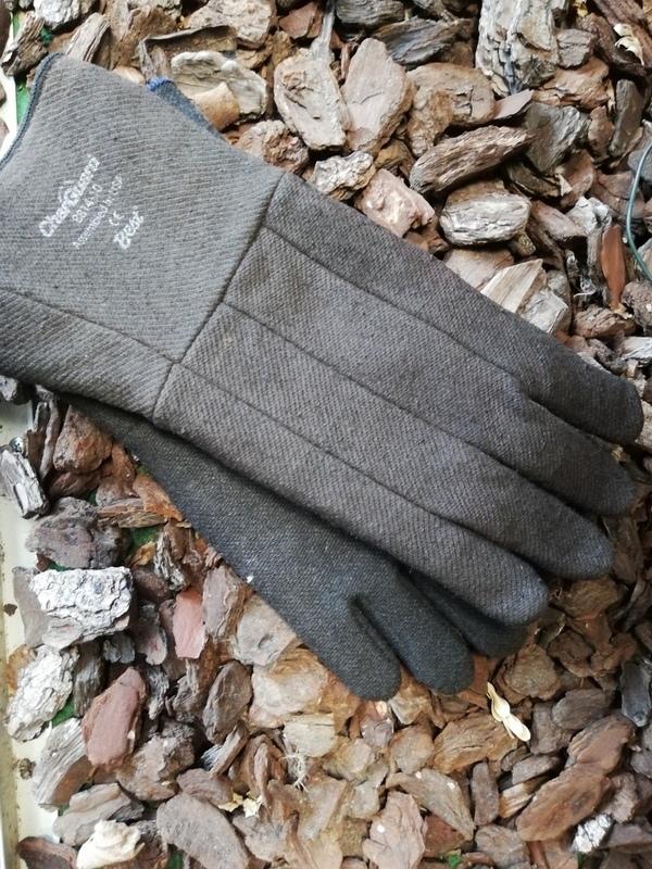 haard en kachel handschoenen