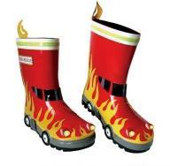Brandweer regenlaars