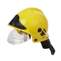 kinderhelm model Gallet-Msa fotoluminiscerend (geel)