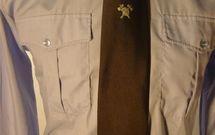 Uniformhemd lange mouw