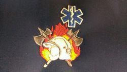 T-shirt brandweer-ambulance nieuw
