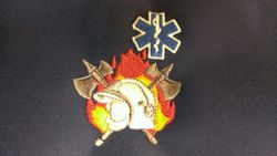 T-shirt brandweer-ambulance nieuw COPY
