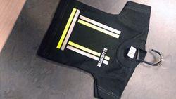 mini t-shirt brandweervest