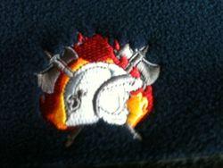 Brandvertragende fleece FR1