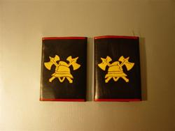 Passant Brandweerman kunststof per paar