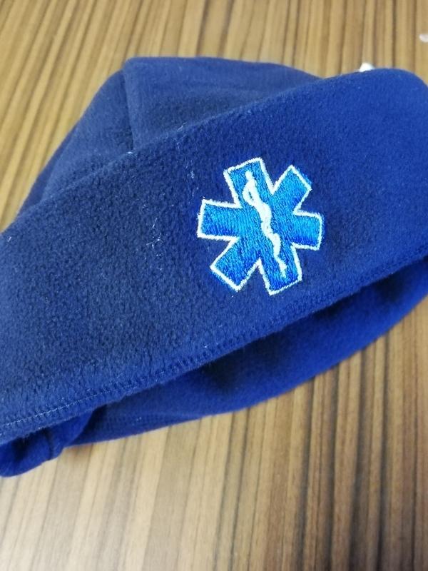 muts ambulancier fleece