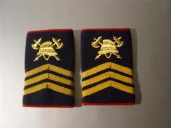 Passant Sergeant Majoor