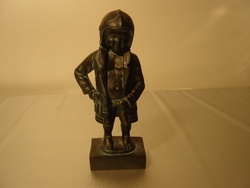 Manneke pis brandweerman (terug in voorraad)