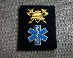 graadaanduiding brandweer ambulancier