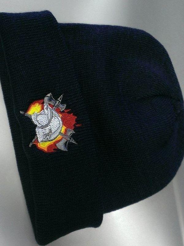 muts wol met logo 5 kleuren