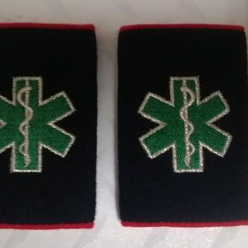 schouderpassanten verpleegkundige