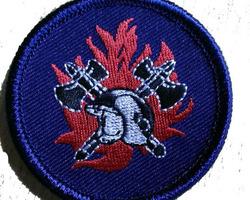badges brandweer